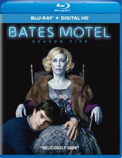Bates Motel: Season Five (Digital) [Blu-ray]