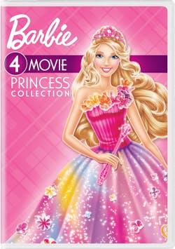Barbie: 4-movie Princess Collection (Box Set) [DVD]