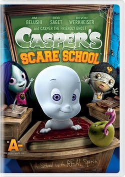 Casper's Scare School [DVD]