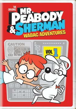 Mr. Peabody & Sherman WABAC Adventures: Volume 1 [DVD]