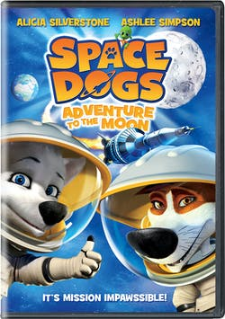 Space Dogs: Adventure to the Moon [DVD]
