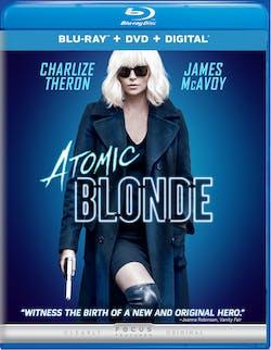 Atomic Blonde (DVD + Digital) [Blu-ray]