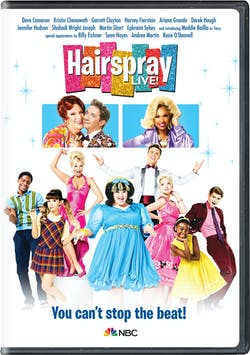 Hairspray Live! [DVD]