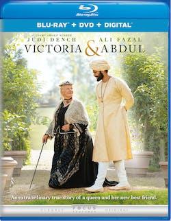 Victoria and Abdul (DVD + Digital) [Blu-ray]