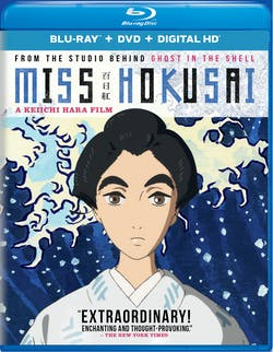 Miss Hokusai (DVD + Digital) [Blu-ray]