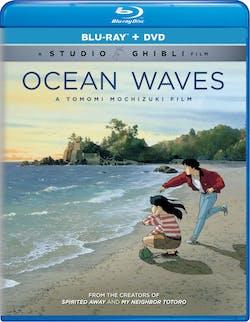 Ocean Waves (Digital) [Blu-ray]