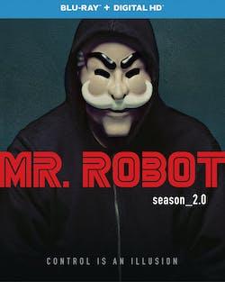 Mr. Robot: Season_2.0 (Digital) [Blu-ray]