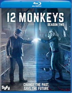 12 Monkeys: Season 2 [Blu-ray]