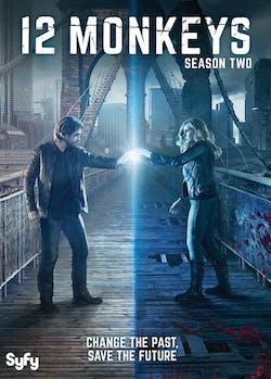 12 Monkeys: Season 2 [DVD]
