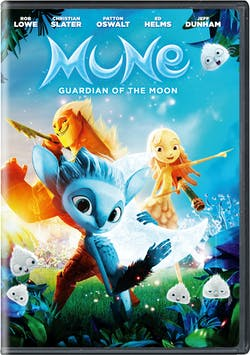 Mune: The Guardian of the Moon [DVD]