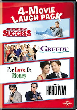 The Secret of My Success/Greedy/For Love Or Money/The Hard Way [DVD]