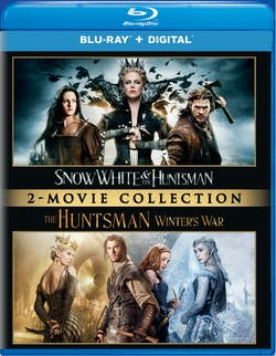 Snow White and the Huntsman/The Huntsman - Winter's War [Blu-ray]