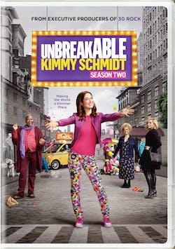 Unbreakable Kimmy Schmidt: Season 2 [DVD]
