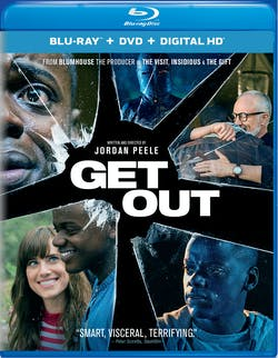 Get Out (DVD) [Blu-ray]