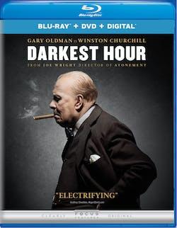 Darkest Hour (DVD + Digital) [Blu-ray]