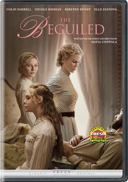 The Beguiled (2017) [DVD]