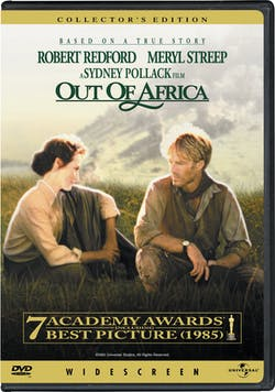 Out of Africa (Collector's Edition) [DVD]