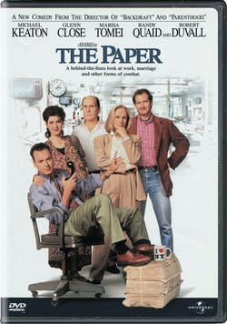 The Paper [DVD]