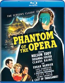 The Phantom of the Opera [Blu-ray]
