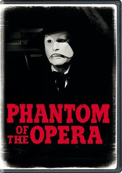 The Phantom of the Opera (1943) [DVD]