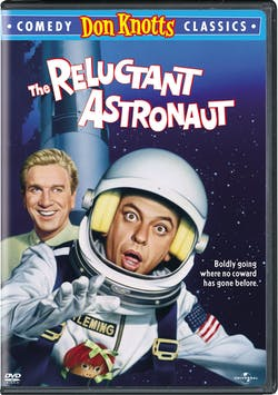 The Reluctant Astronaut [DVD]