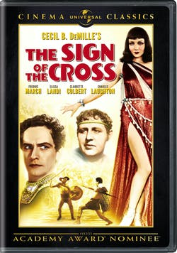 The Sign of the Cross [DVD]