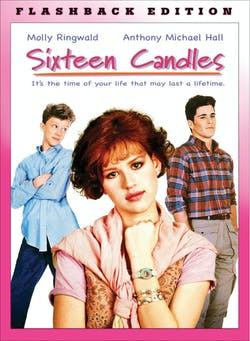 Sixteen Candles (Flashback Edition) [DVD]