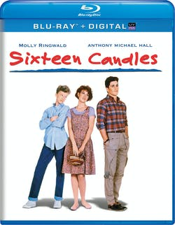 Sixteen Candles (Digital) [Blu-ray]