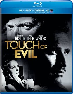 Touch of Evil (Digital) [Blu-ray]
