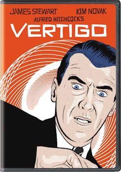 Vertigo (Pop Art) [DVD]