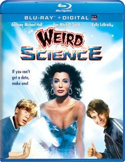 Weird Science (Digital + Ultraviolet) [Blu-ray]