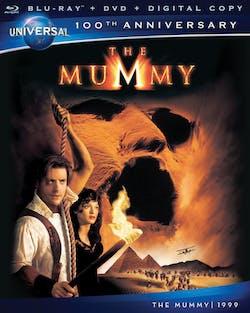 The Mummy (1999) (DVD + Digital) [Blu-ray]