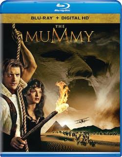 The Mummy (1999) (Digital) [Blu-ray]