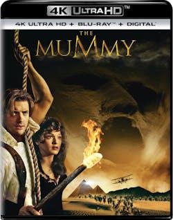 The Mummy (1999) (4K Ultra HD + Digital) [UHD]