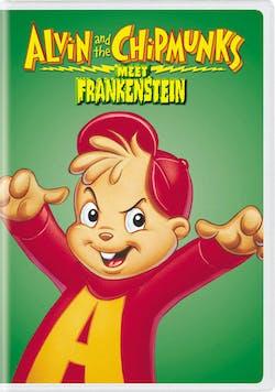 Alvin and the Chipmunks Meet Frankenstein (New Artwork) [DVD]