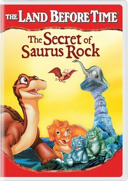 The Land Before Time 6 - The Secret of Saurus Rock [DVD]