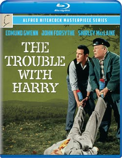 The Trouble With Harry [Blu-ray]