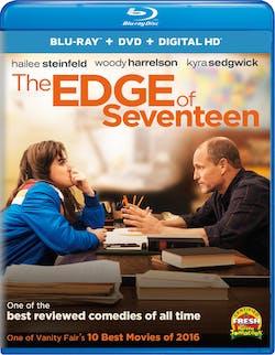The Edge of Seventeen (DVD + Digital) [Blu-ray]