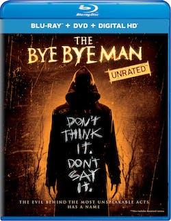 The Bye Bye Man (Unrated Edition DVD + Digital) [Blu-ray]