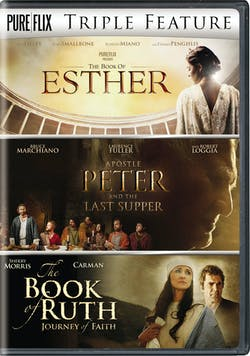 The Book of Esther/Apostle Peter and the Last Supper/The Book [DVD]