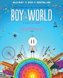 Boy and the World (DVD + Digital) [Blu-ray]