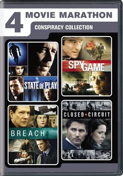 4-Movie Marathon: Conspiracy Collection [DVD]