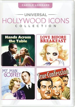 Universal Hollywood Icons Collection: Carole Lombard [DVD]