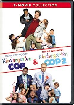 Kindergarten Cop/Kindergarten Cop 2 [DVD]