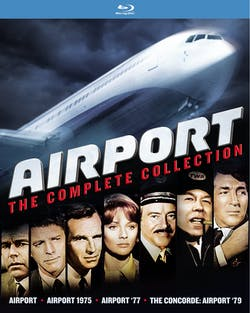 Airport: The Complete Collection [Blu-ray]