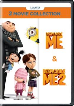 Despicable Me/Despicable Me 2 [DVD]