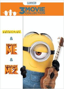 Despicable Me 3-Movie Collection [DVD]