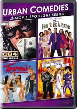 Urban Comedies 4-Movie Spotlight Collection [DVD]