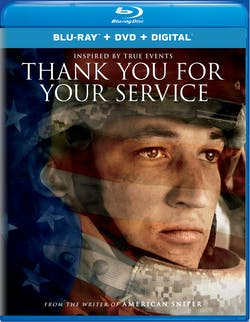 Thank You for Your Service (DVD) [Blu-ray]