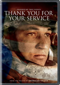 Thank You for Your Service [DVD]